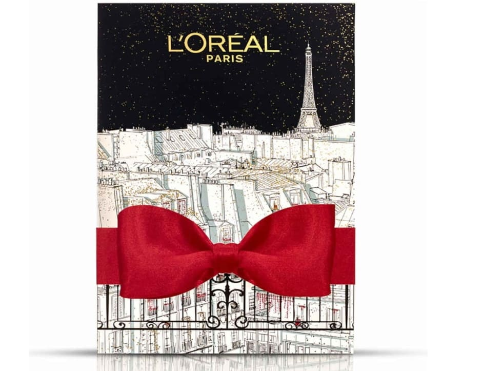 L'Oréal Paris Electric Nights Calendario 2019