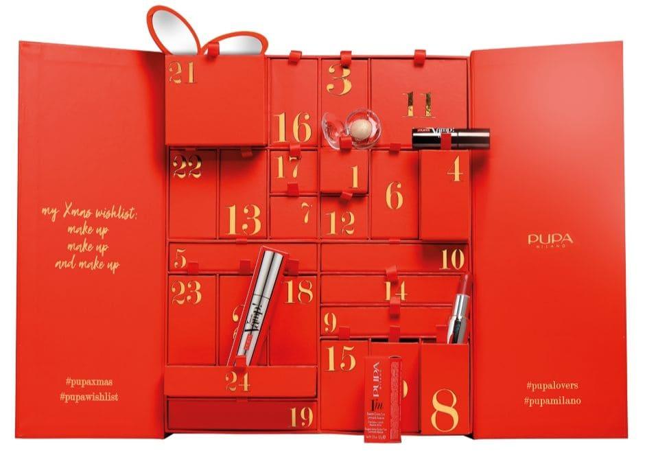 Pupa Calendario Make Up Your Christmas