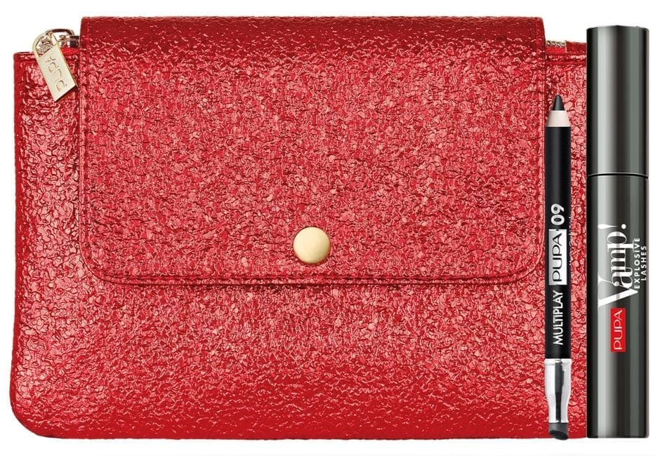Clutch Pupa Natale 2019 set make-up