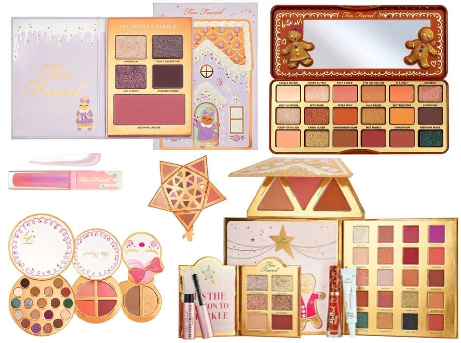 Cofanetti regalo Too Faced 2019