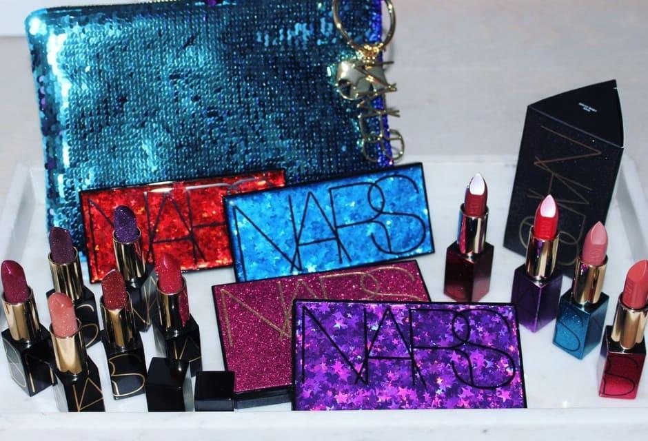 Collezione make-up natalizia Nars Cosmetics