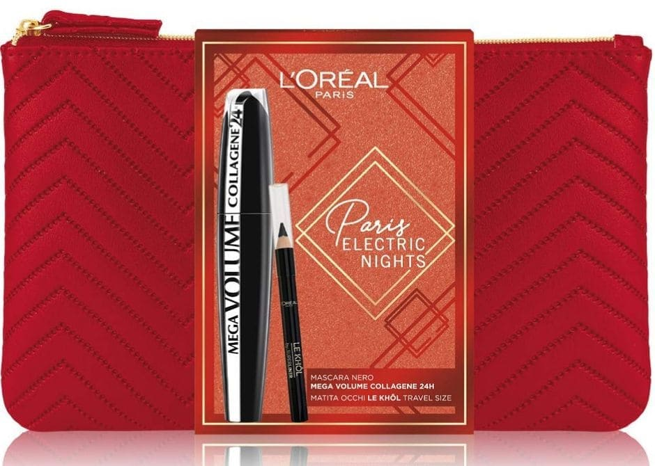 Kit make-up L'Oréal Natale 2019