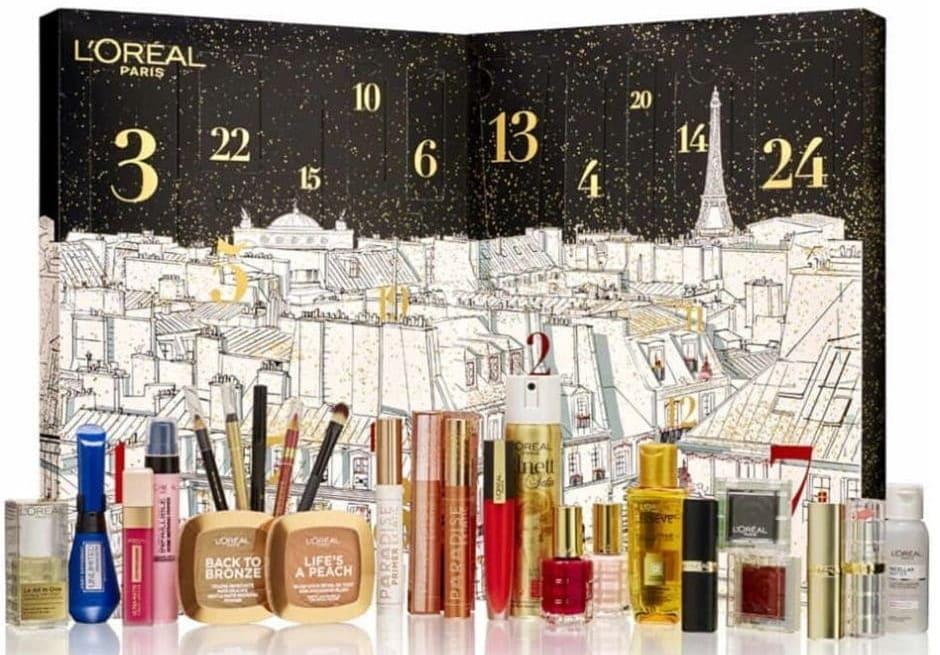 L'Oréal Natale 2019 Calendario Avvento Beauty