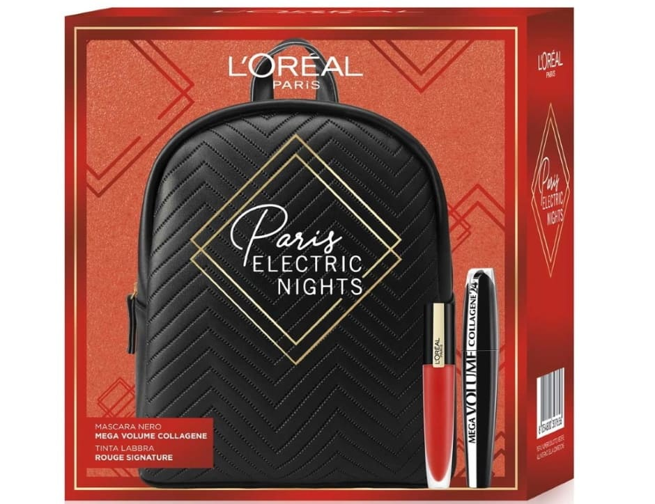 L'Oréal Paris Electric Nights Natale 2019