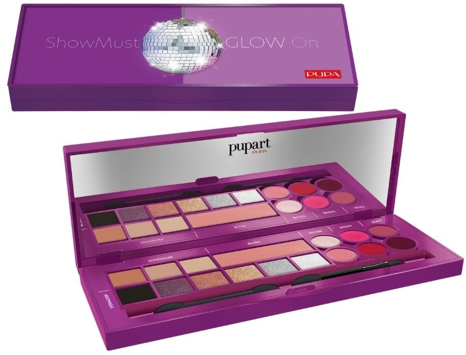 Nuove palette Pupart 2021