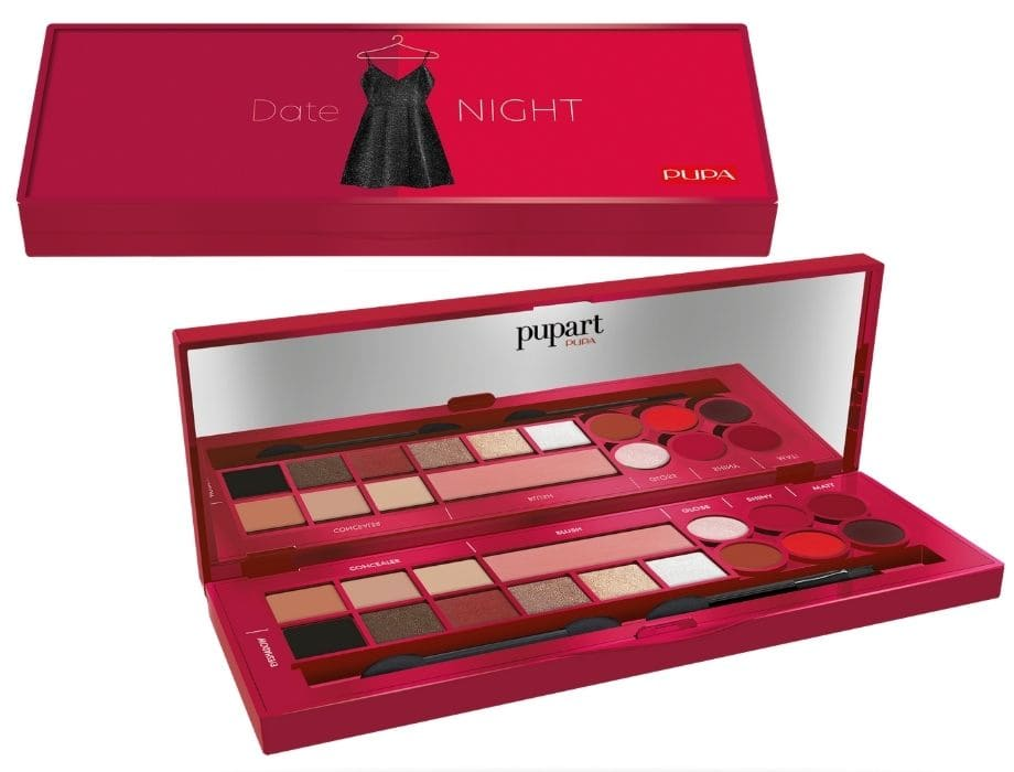 Pupart S Date Night palette Pupa 2021