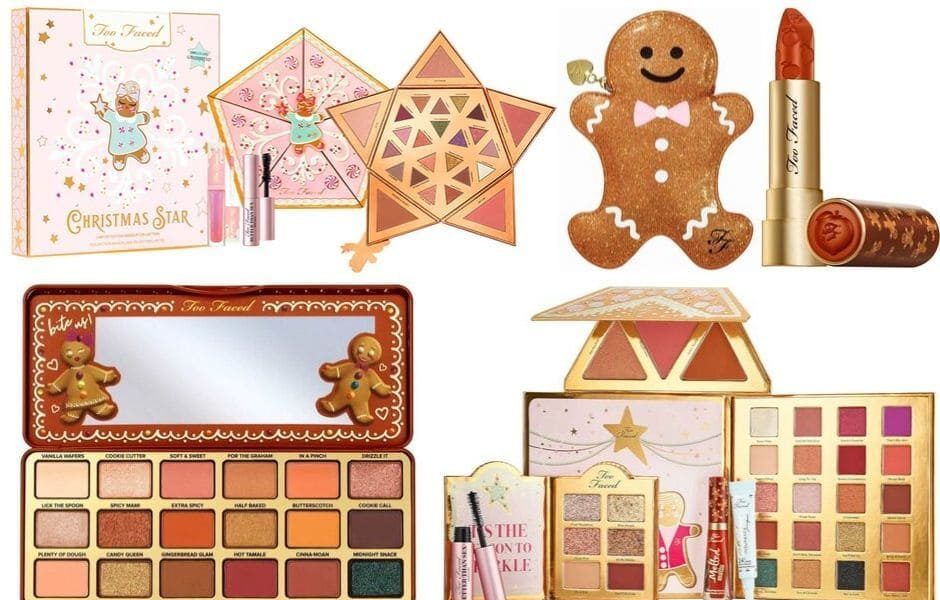 Too Faced Natale 2019 cofanetti regalo