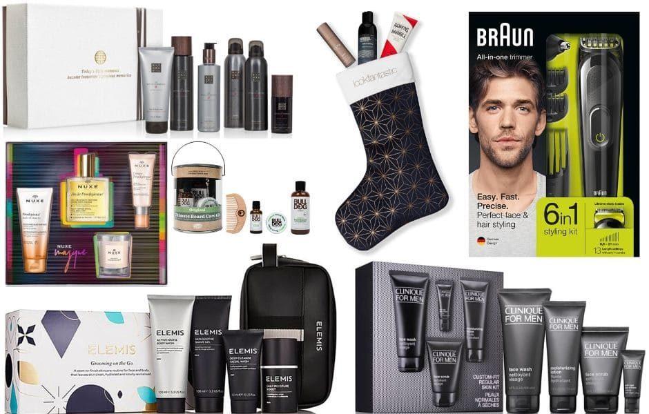 Cofanetti uomo Natale 2019 idee regalo beauty per lui