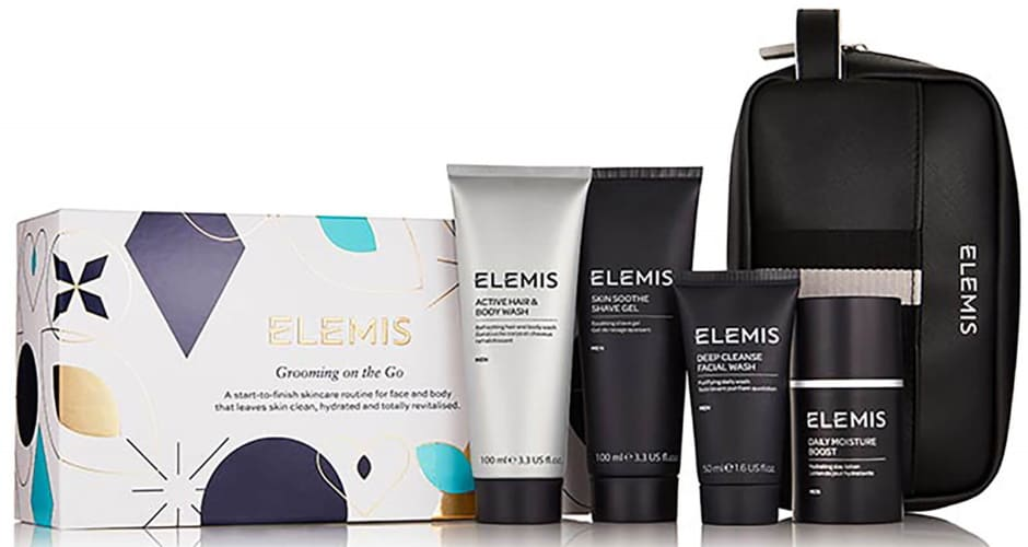 Elemis idea regalo beauty uomo