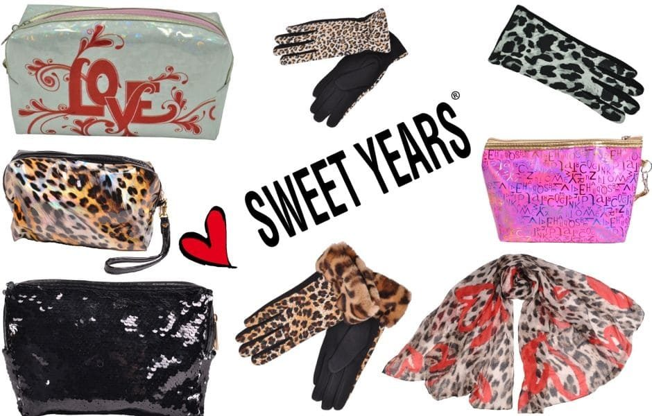 Idee regalo Sweet Years Natale 2019 accessori
