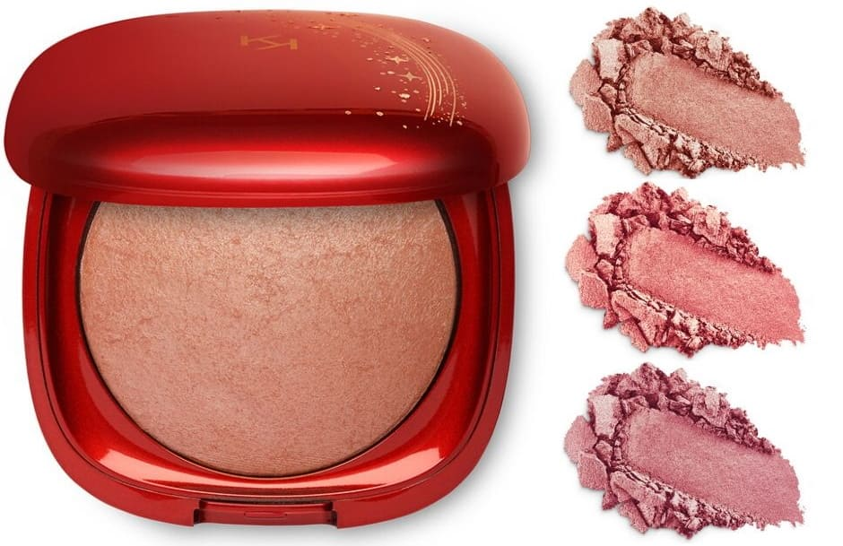 Kiko Magical Holiday Radiant Blush
