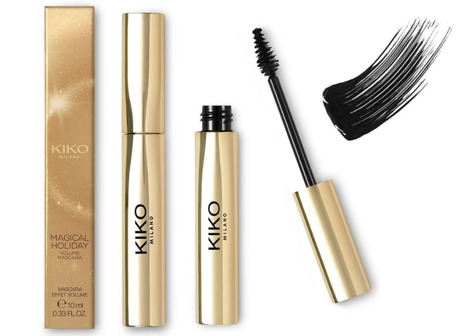 Mascara allungante Magical Holiday Kiko Natale 2019