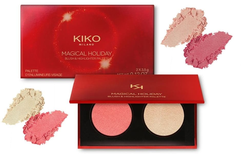 Palette blush e highlighter Magical Holiday