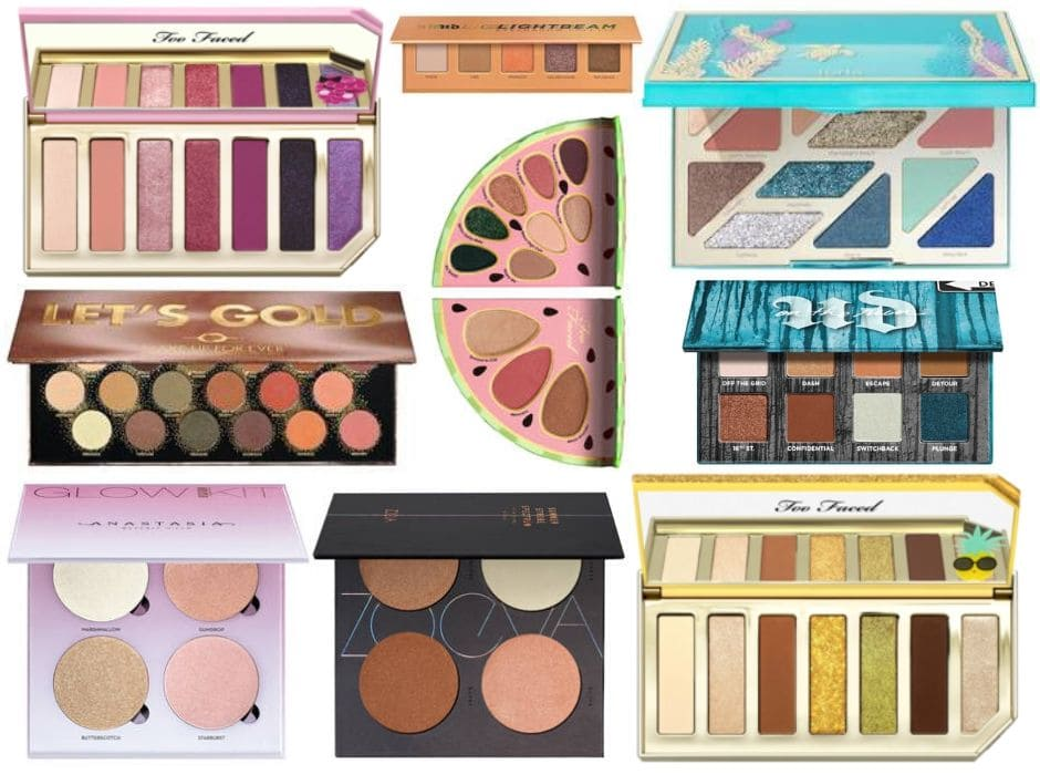 Palette scontate Black Friday 2019
