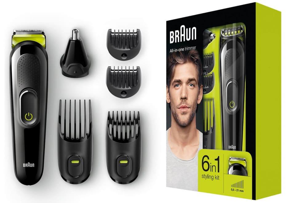 Regola barba e capelli idea regalo uomo