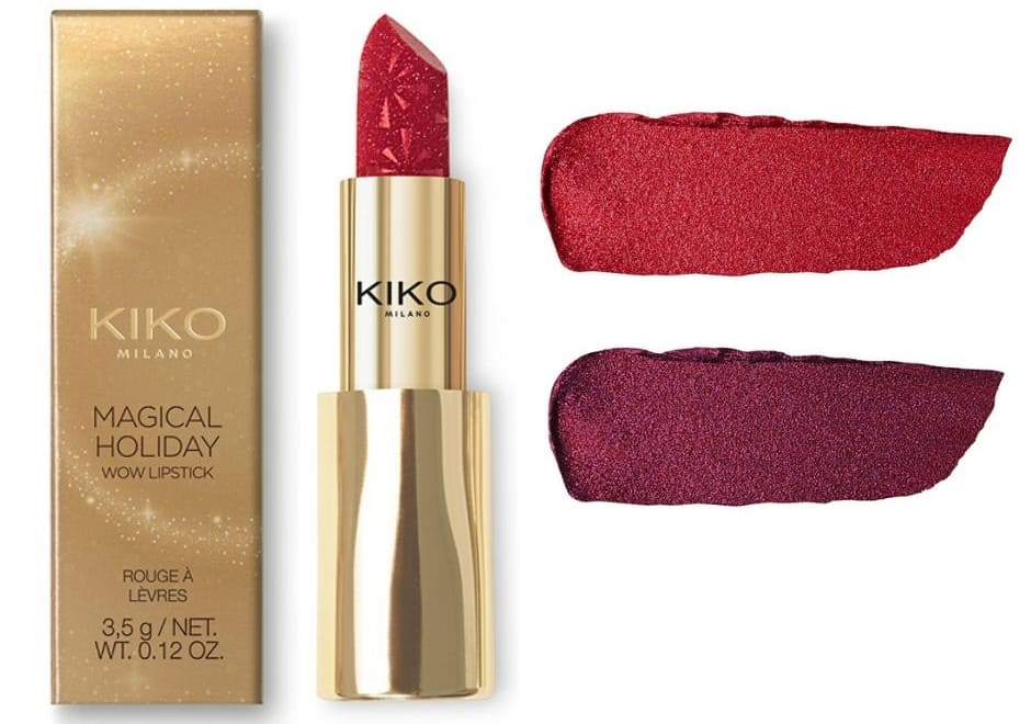 Rossetti Kiko Natale 2019 Magical Holiday