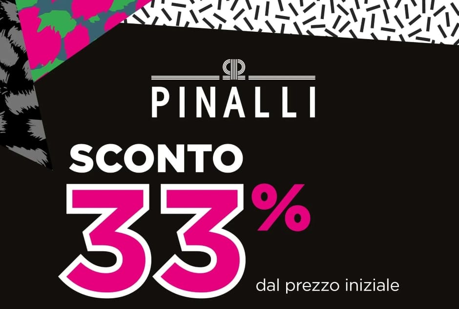 Sconti beauty e make up profumerie Pinalli