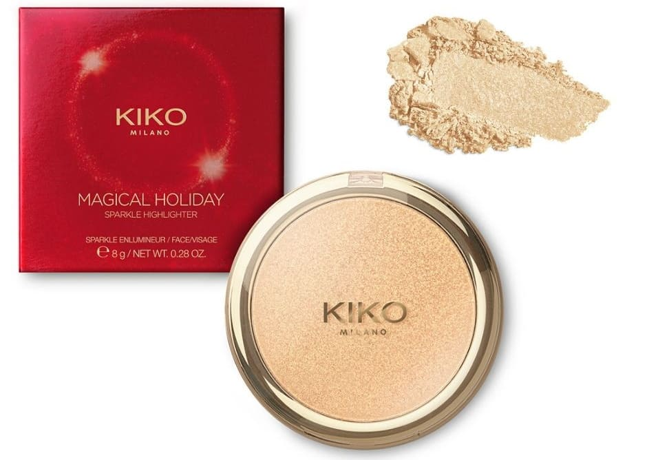 Sparkle Highlighter Kiko Natale 2019