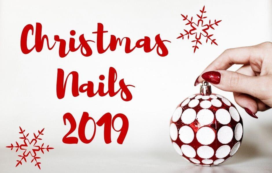 Unghie Natale 2019