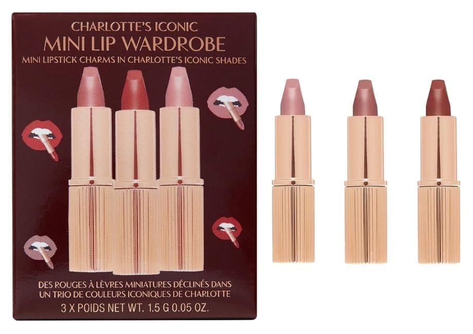 Cofanetti rossetti Charlotte Tilbury