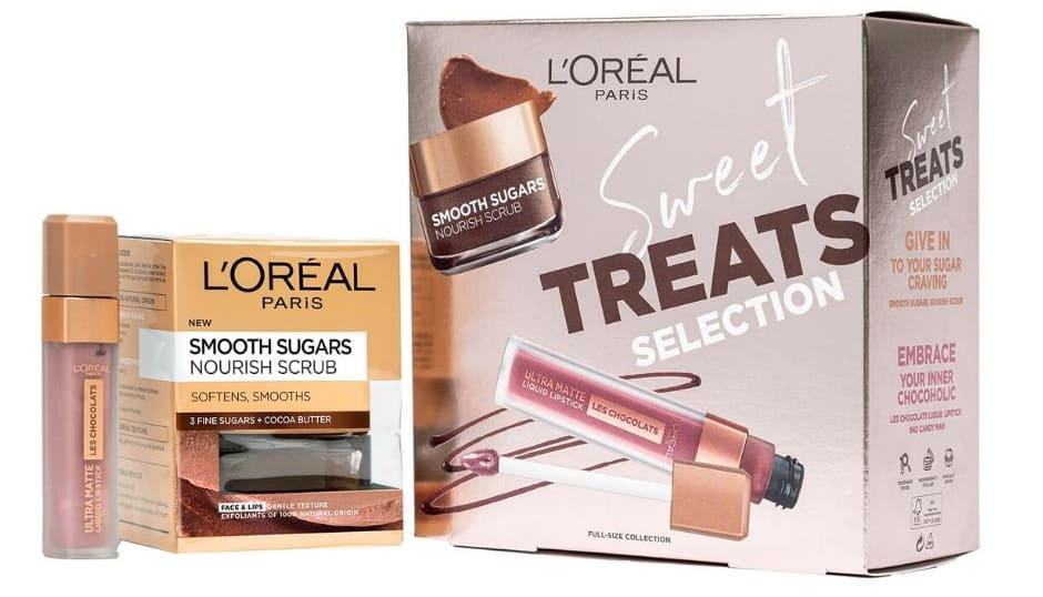 Cofanetto regalo L'Oréal Natale 2019