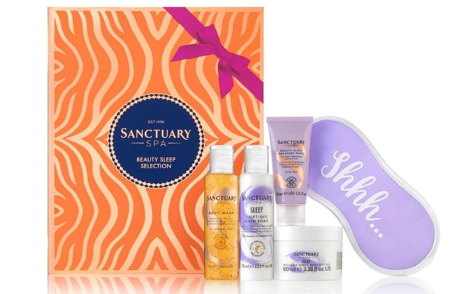 Cofanetto skincare Natale 2019 Sanctuary Spa