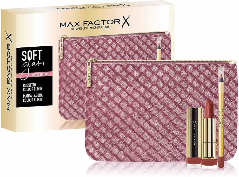 Kit labbra Max Factor Natale 2020
