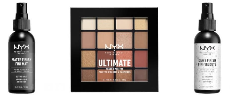 NYX Make up sconti fine anno