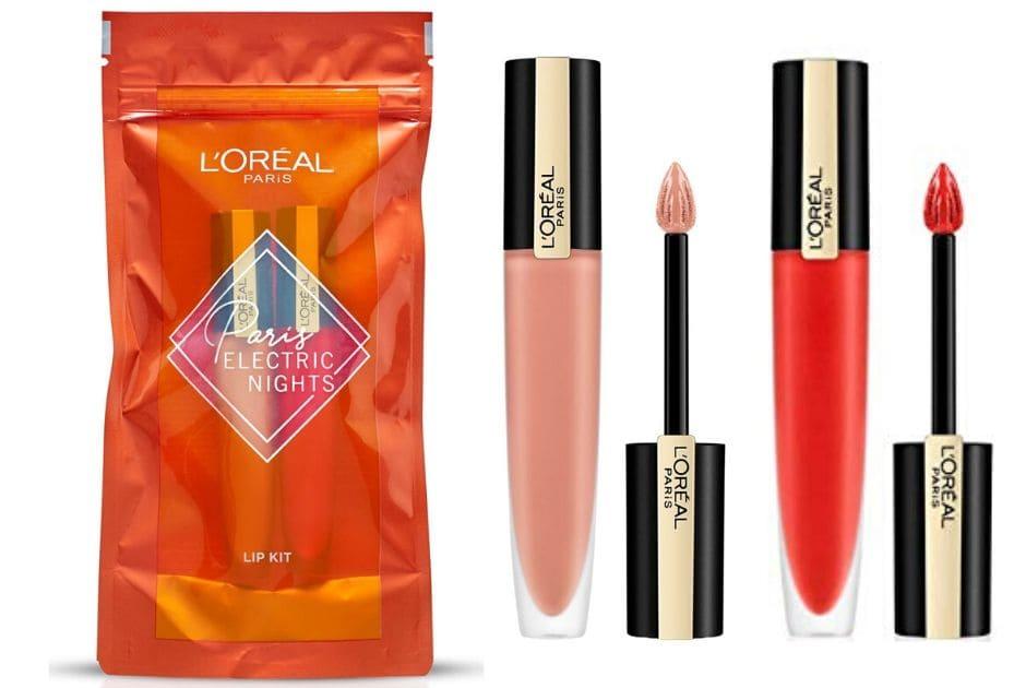 Trucco labbra Natale 2019 L'Oréal Paris