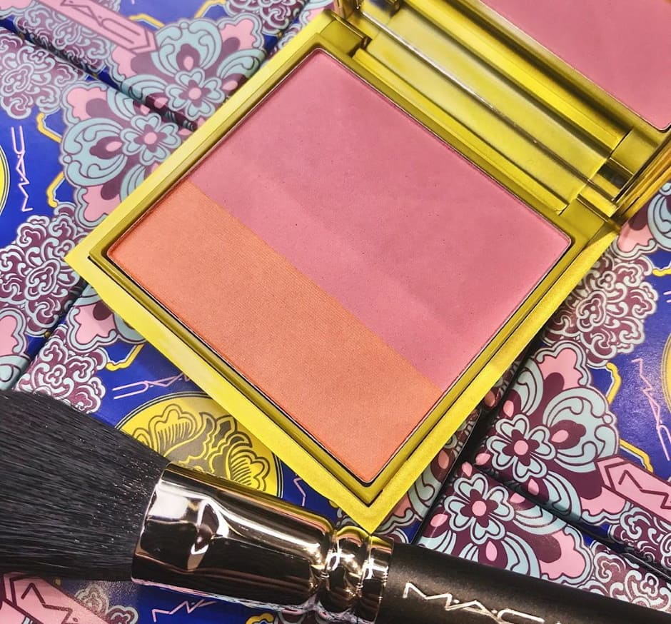 Blush Duo Make Up Capodanno Lunare 2020
