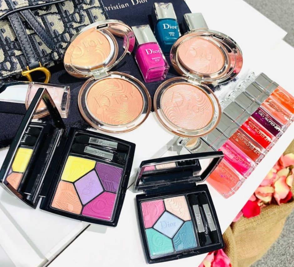 Glow Vibes Dior Primavera 2020 Collezione Trucco