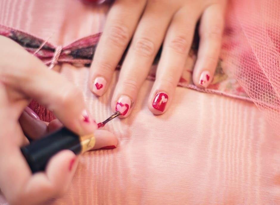 Manicure San Valentino 2020