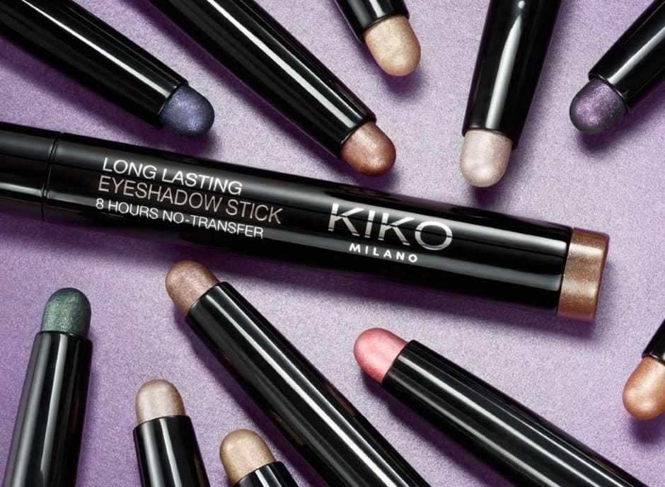 Ombretto stick a lunga tenuta sconti Kiko 2020