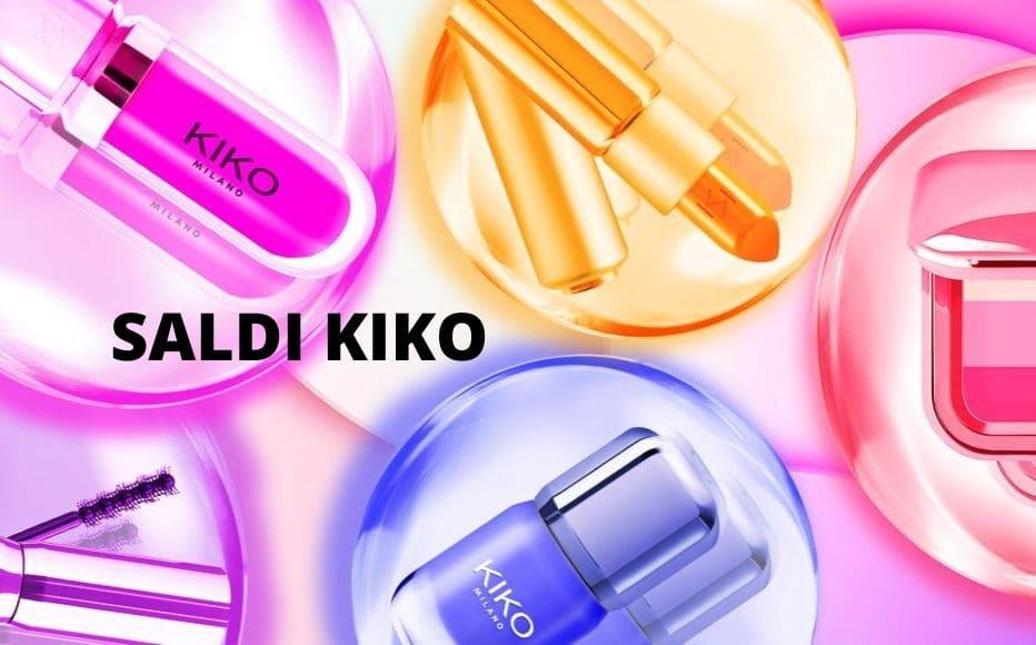 Saldi Kiko make up