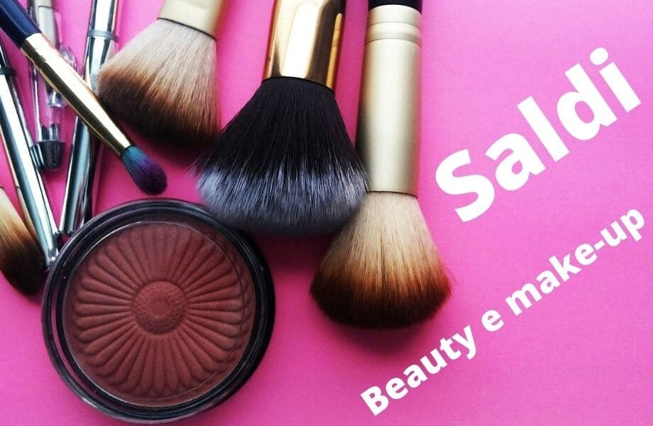 Saldi make-up e beauty Inverno 2021