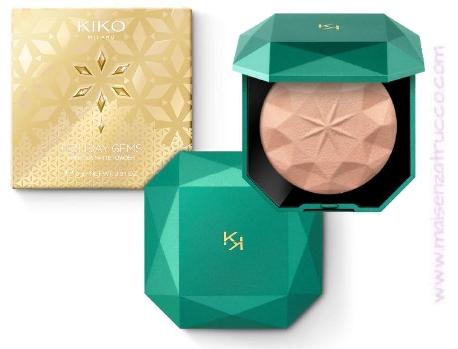 Sconti Kiko cipria Holiday Gems