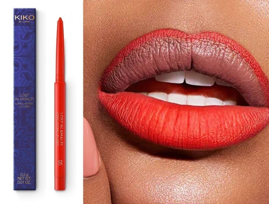 Sconti Kiko make-up Inverno trucco labbra