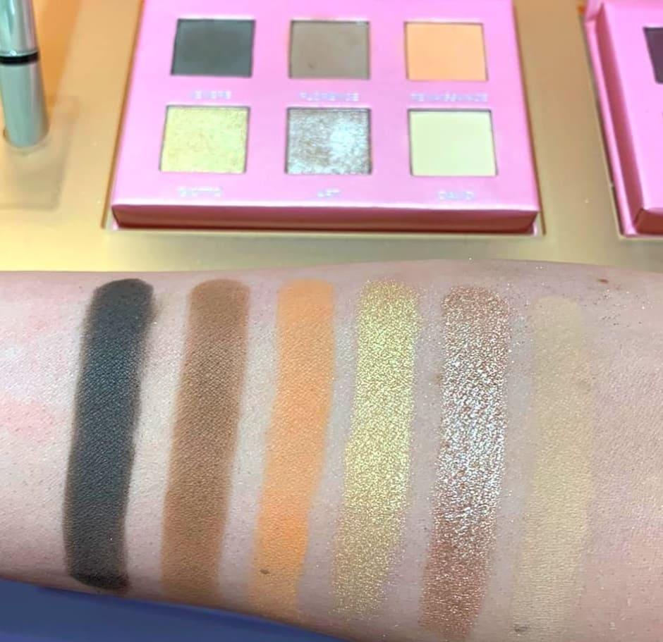 Tuscan Sunshine Kiko Eyeshadow Palette