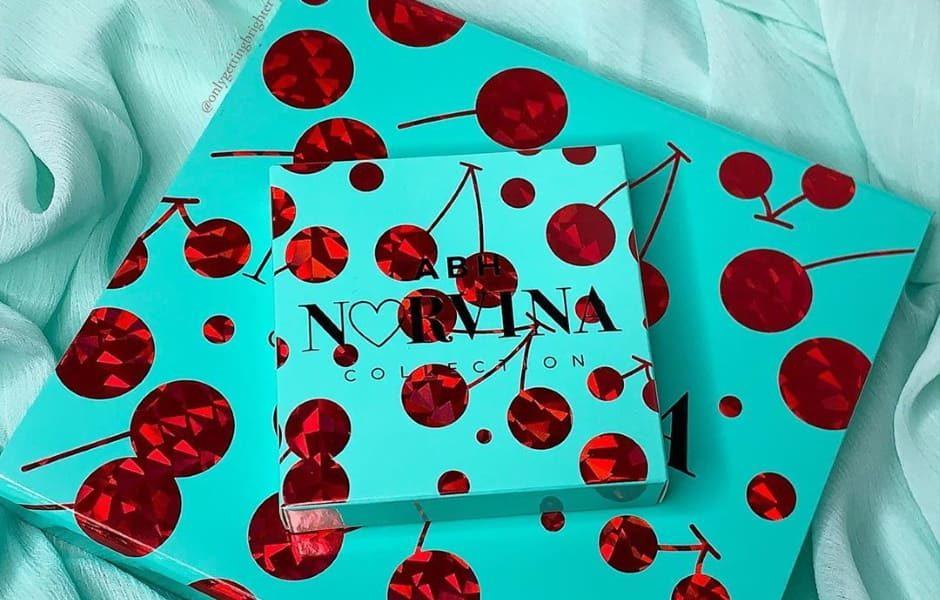 Mini Norvina Vol. 3 Pro Pigment palette occhi