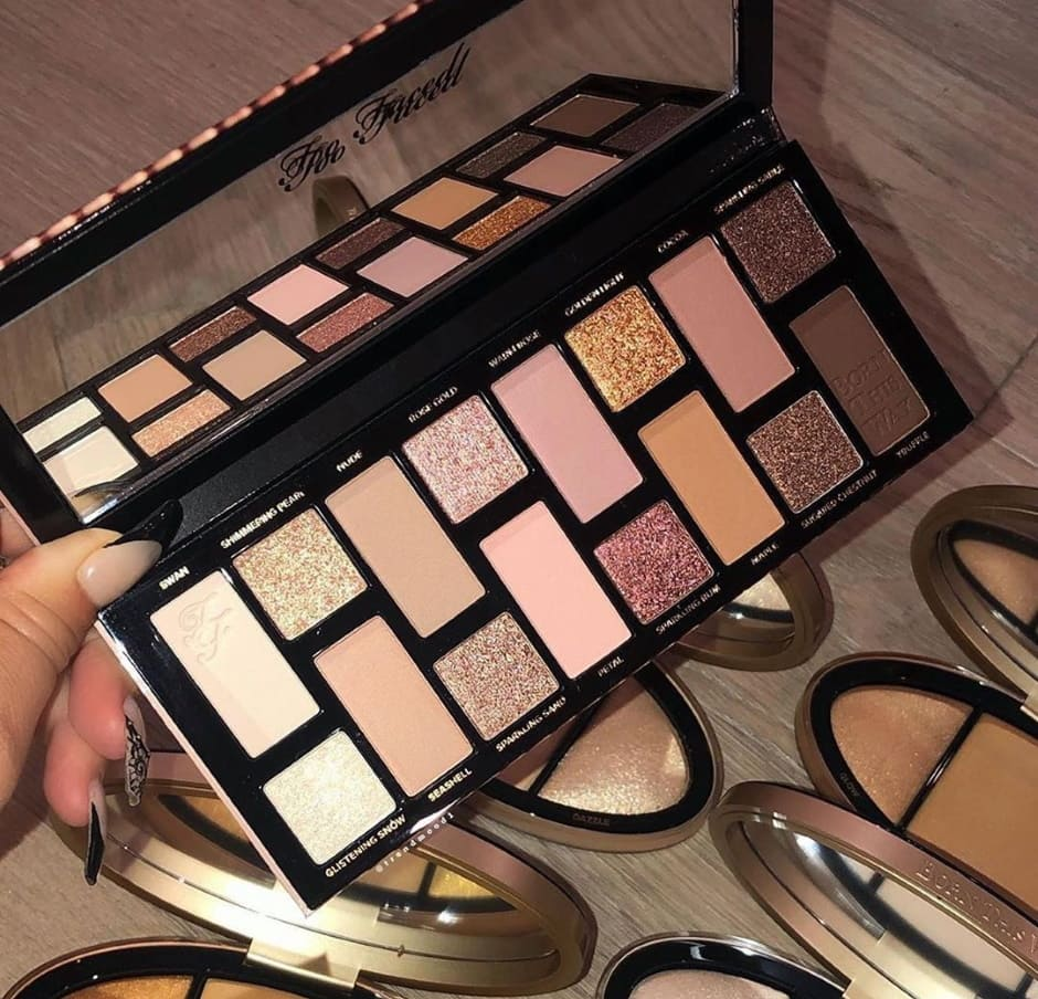 Palette occhi The Natural Nudes Too Faced 2020