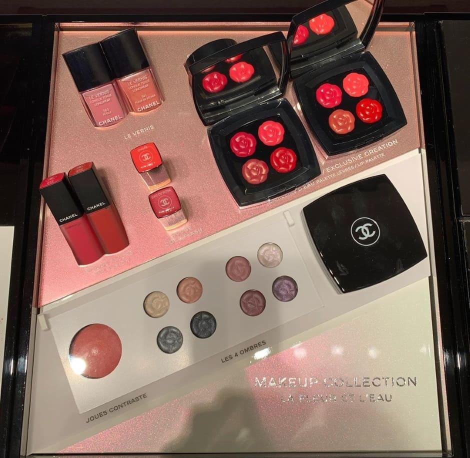 Collezione trucco Chanel Primavera 2020