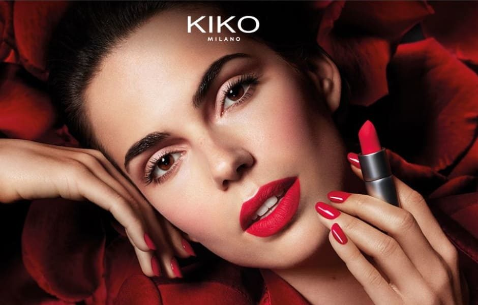 Lipstick Powder Power Rossetti Kiko