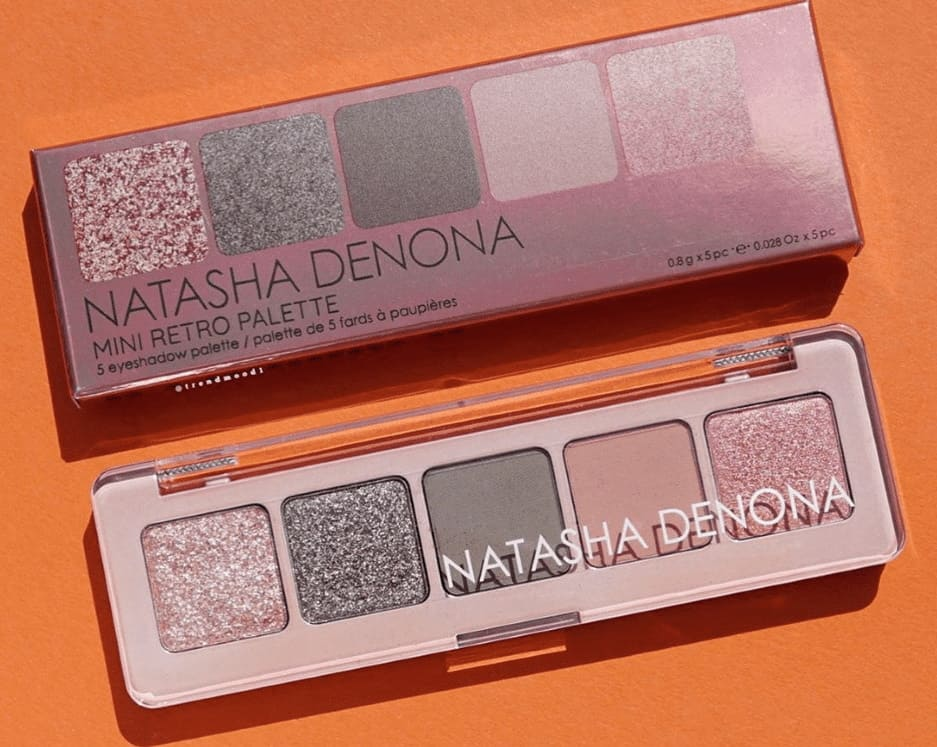Nuova palette occhi Natasha Denona
