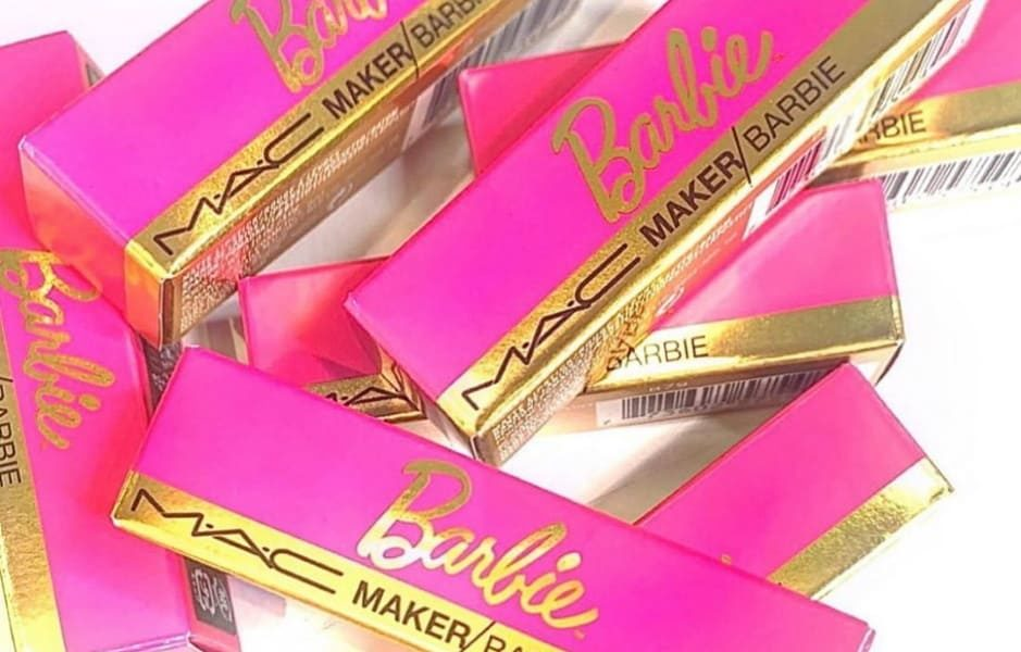 Rossetti MAC Maker Barbie