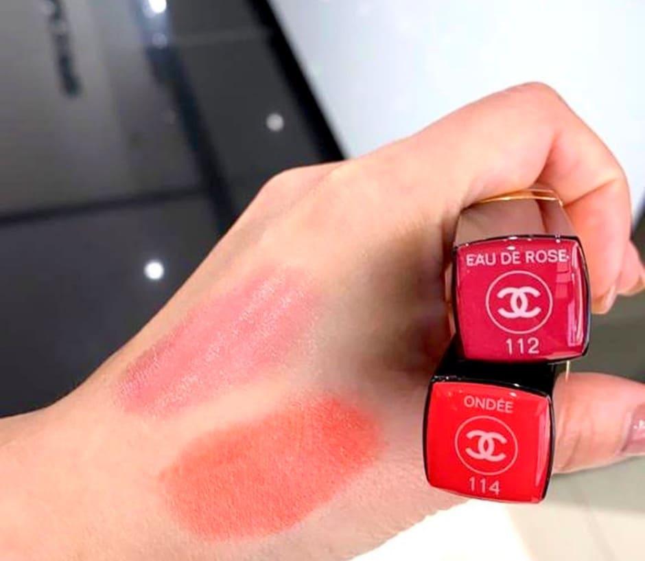 Rossetti Rouge Coco Chanel primavera 2020