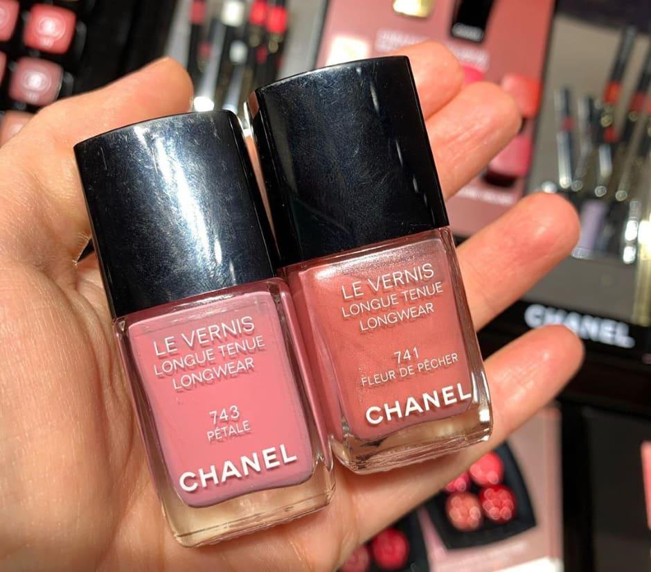 Smalti Chanel Primavera 2020