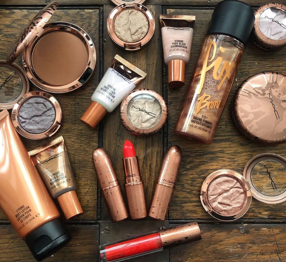 Bronzing Collection MAC
