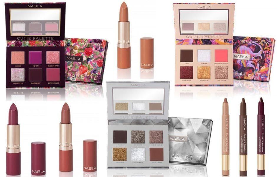 Cutie Collection Nabla Cosmetics nuova collezione trucco