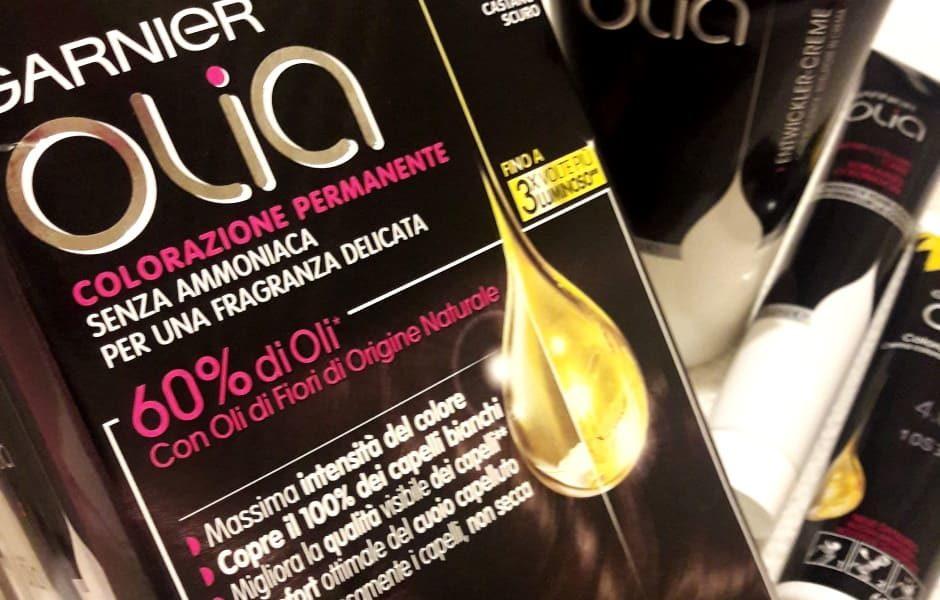 Recensione Garnier Olia tinta per capelli
