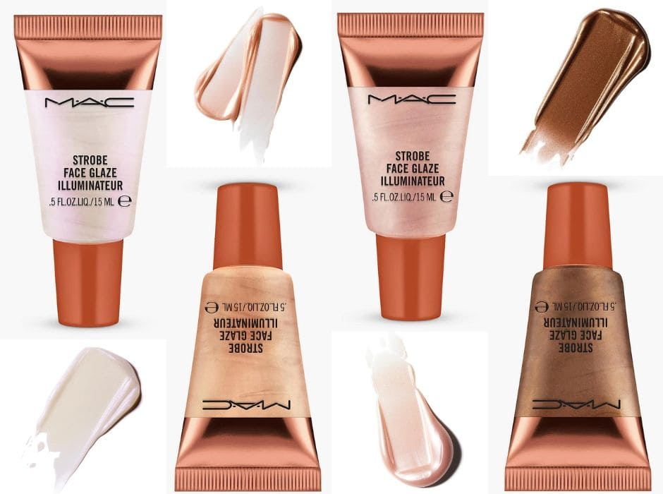 Illuminante liquido Strobe Face Glaze Bronzing Collection MAC